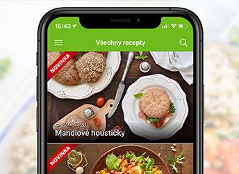 Mobilní aplikace Paleosnadno